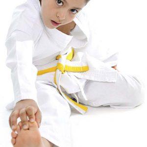 karate para niños en leon